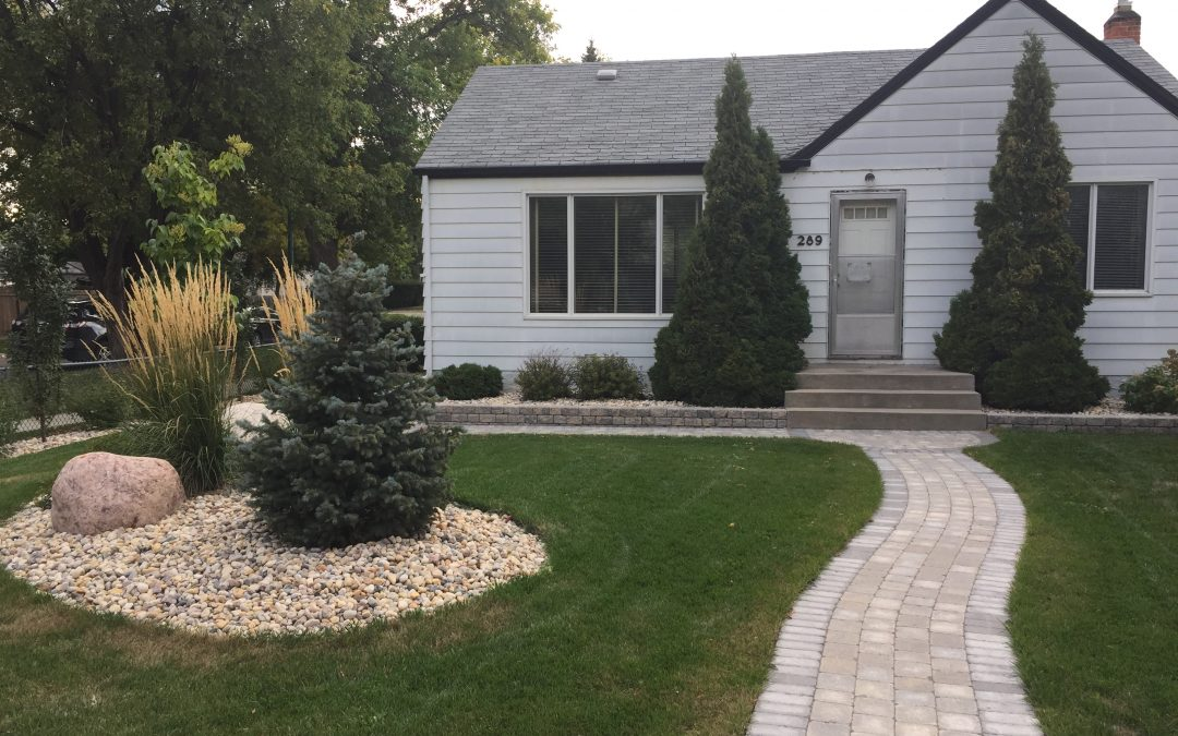 Front Yard Renewal for Enhanced Curb Appeal